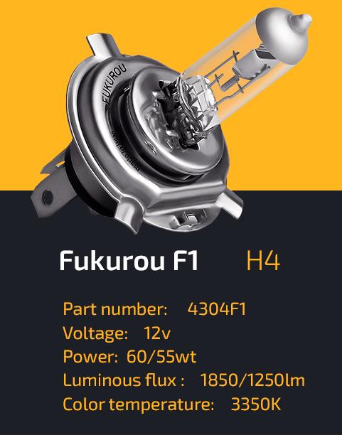 Fukurou Official Hi End Bulbs